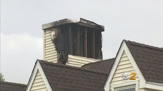 House Hit By Lightning In New Jersey