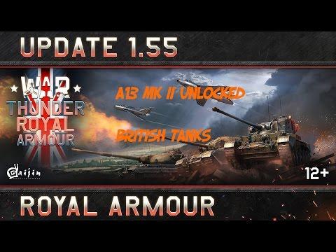 pc warthunder a13 mk II unlocked   warthunder british tanks gameplay