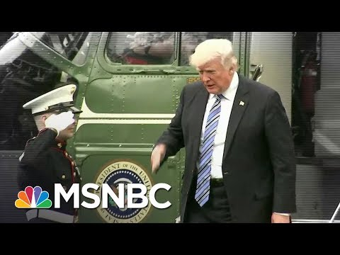President Trump 'Fuming' Over Robert Mueller Probe Indictments, Report Says | The Last Word | MSNBC