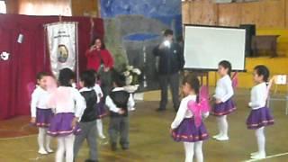 presentación kinder y prekinder escuela Eduardo Frei Montalva de Palqui