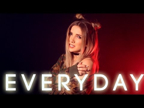 Ariana Grande - Everyday Ft. Future - Rock Cover By Halocene