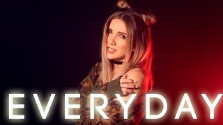 Video Ariana Grande - Everyday ft. Future - Rock cover by Halocene download MP3, 3GP, MP4, WEBM, AVI, FLV Januari 2018
