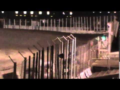 8/28/15 NOSA Sprint feature Highlights,River Cities Speedway