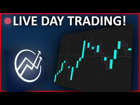 🔴 Trading Live!  $AMZN accepting Crypto? Bitcoin and crypto lows in? Kicking off earnings season! 🔴