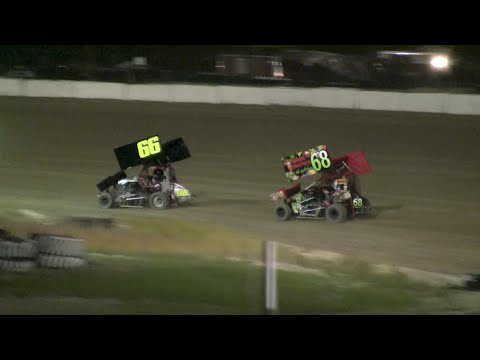 Florida Outlaw Micro Sprints - North Florida Speedway 9-24-16