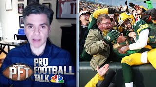 Green Bay Packers announce socially distant 2020 seating plan   Pro Football Talk   NBC Sports