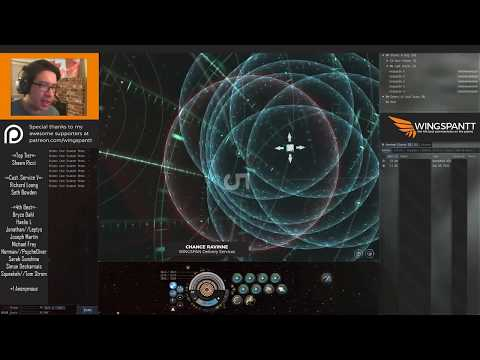 EVE Online: How to Smartbomb Proteus for fun and profit! Stream