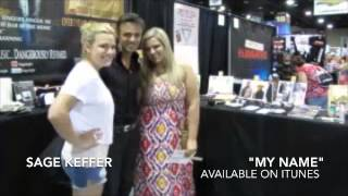 "CMA Music Festival, ""My Name""/ Sage Keffer greets his fans: Day 1 Video 18"