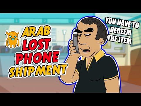 Arab Lost Phone Shipment RAGE - Ownage Pranks
