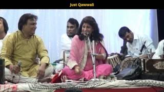 Azim Naza vs Anjum Bano Qawwali ll Fahad Haddadi Wedding Function ll Murud Janjira (Rajpuri) Part-4