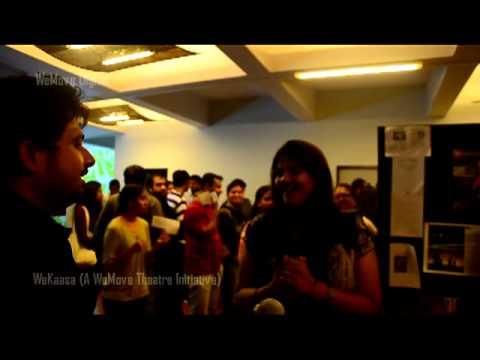 Learn Kannada - An activity by WeKaasa (A WeMove theatre initiative