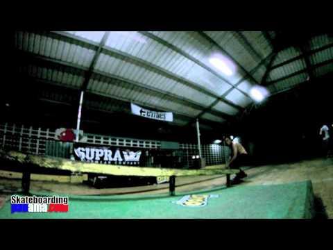 Supra Weekend - Skateboarding Panama