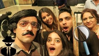 SPYING ON THE GIRL & MAMA JEE!! (Crazy Disguise/Reveal)