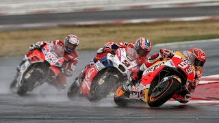 #SanMarinoGP: All of the Best Action