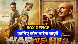 War vs Housefull 4 box office collection, Akshay Kumar, Hrithik Roshan, Tiger Shroff, kriti sanon