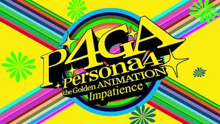 Impatience - Persona 4 The Golden Animation