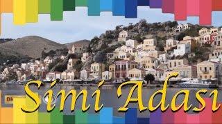 Ayhan Sicimoğlu ile Renkler - Simi Adası