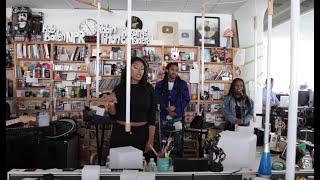 Phony Ppl & Megan Thee Stallion's NPR Tiny Desk Performance [Behind The Scenes]
