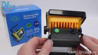 LED-5730 - обзор светодиодного фонаря
