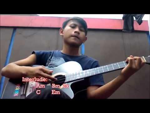 Iwan fals - Lonteku Chord, lyric and Cover by #Tebayoll