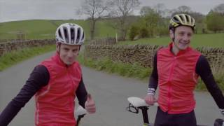 SCOTT Sports   Welcome Alistair and Jonathan Brownlee