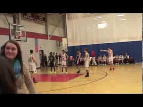 Spaulding High School JV Boys Basketball, Barre, VT (full Game)