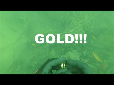 underwater metal detecting w/philbo #2