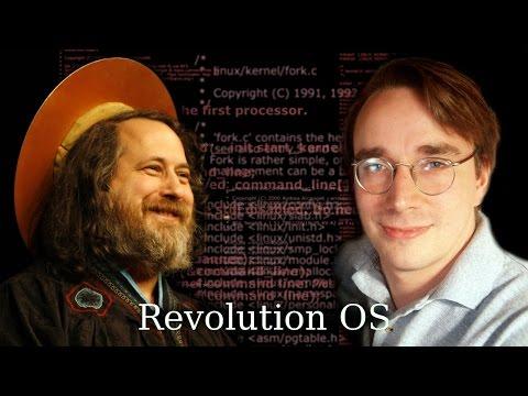 Revolution OS (2001) Complete Documentary [Subs: ENG, ESP]