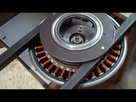 Трёхфазный двигатель от Arduino UNO
