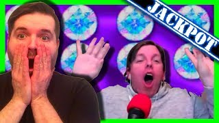 BEST JACKPOT VIDEO EVER! I was down to my LAST BET! Then This JACKPOT Saved The Day! SDGuy1234