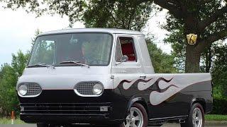 1966 Ford Econoline E100 Pickup Gateway Classic Cars Orlando #517