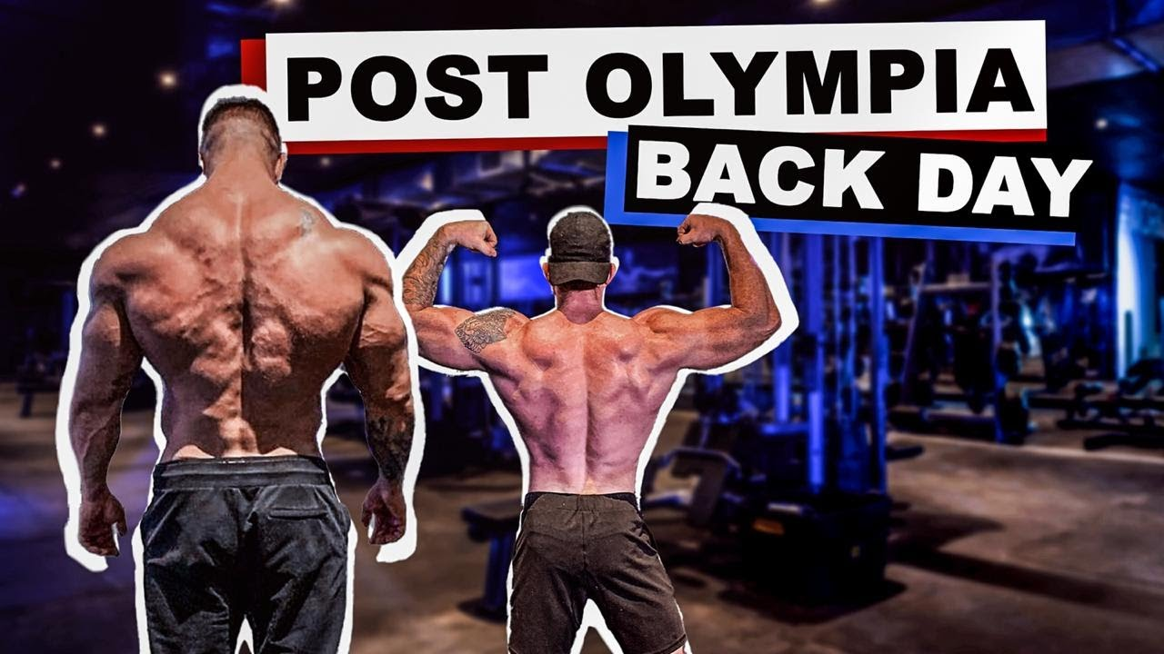 Looking BACK On Mr Olympia 2020