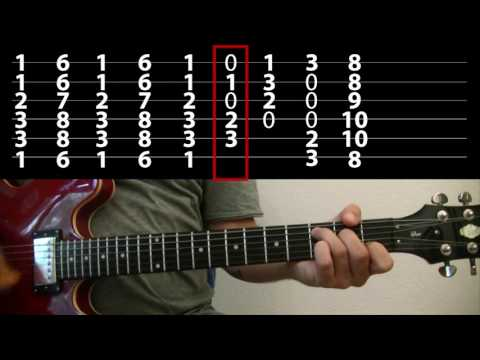 The Velvet Underground - Sunday Morning - How to play on Guitar (Chords on Screen)