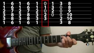 Learn how to play Sunday Morning by The Velvet Underground on an ac...