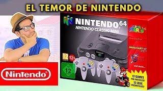 EL TEMOR de NINTENDO | ¿ Por qué no se anunció la Nintendo 64 Classic Mini ?