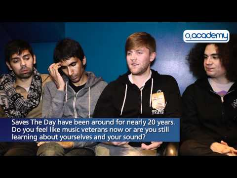 Saves The Day: 20 Years Down The Line