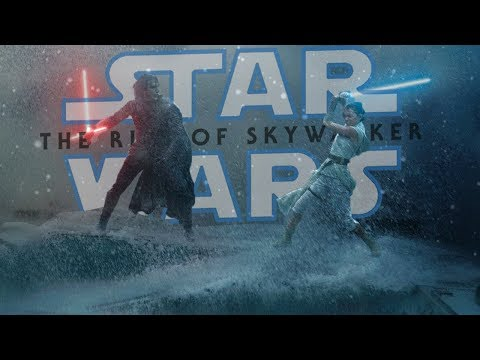 Reaction | Финальный Трейлер «Звёздные Войны: Скайуокер: Восход/Star Wars: The Rise Of Skywalker»