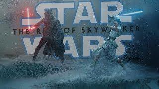 Reaction   Финальный Трейлер «Звёздные Войны: Скайуокер: Восход/Star Wars: The Rise Of Skywalker»