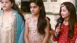 Bawarchi Bacahy - Eid Special Part 2 - Kids cooking show -