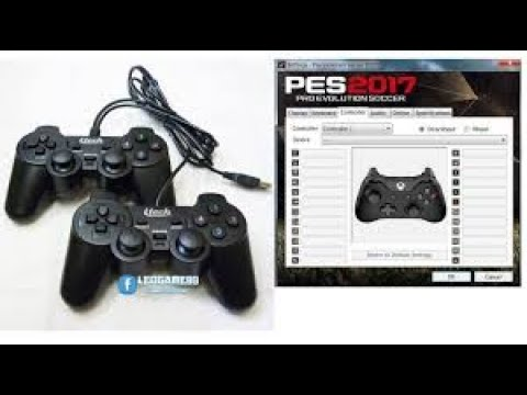 SETTING AND CONFIGURING GAMEPAD FOR PES 2015, PES 2016, PES 2017, PES 2018, PES 2019, PES 2020 ON PC