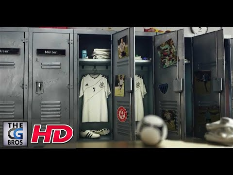 "CGI 3D Modelling Breakdown Short : ""Locker Room"" by - Studio Aiko"