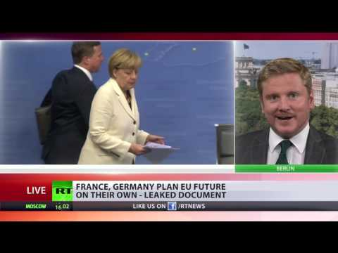 Leaked document: Germany and France to replace Brussels in charge of EU?