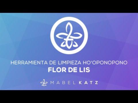 Mabel Katz Herramienta De Limpieza Hooponopono Flor De Lis Youtube