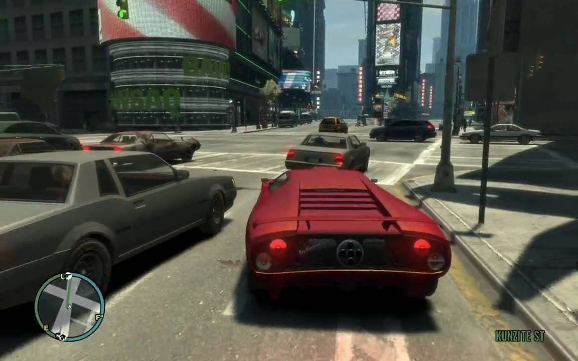 Gta Iv Game