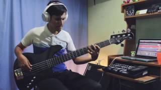 "Bass Cover ""Thank You Lord (Gracias Dios)"" Israel Houghton - José Fajardo"