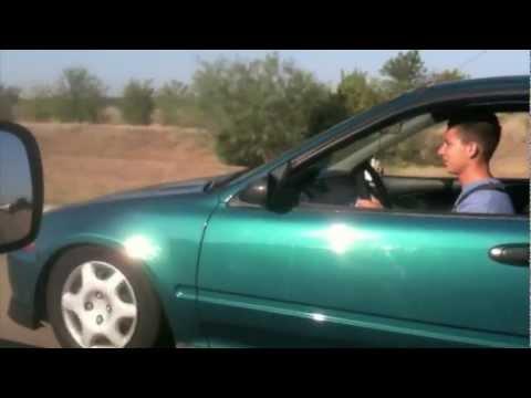 Mustang GT vs B16A Civic