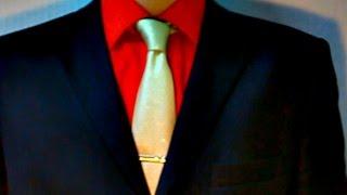 Как завязать галстук? Простой узел
