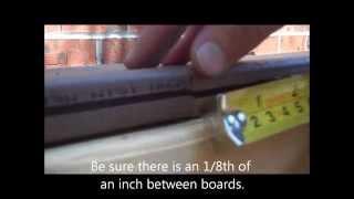 Phantom Hidden Deck Fasteners from Fiberon