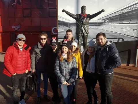 Anfield Liverpool Tour 2017 - will never walk alone