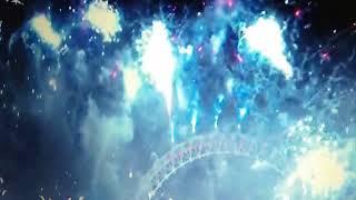 こんにちは~~(^◇^)・・・花火の映像で唄ってみました.
